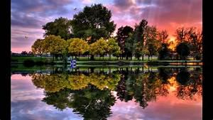 Beautiful Lake View Screensaver       Screensavergift