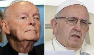 Pope Francis accepts resignation of Cardinal Theodore ...