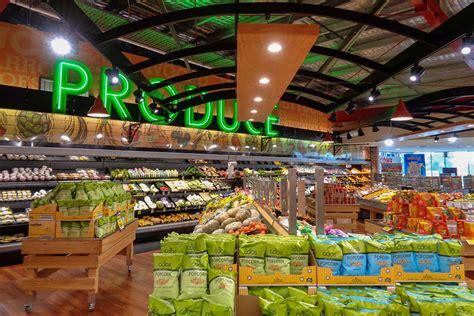 maxi foods supermarket design    design