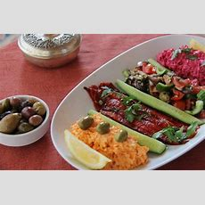 Turkish Dinner Party Menu With Recipes  Compass & Fork