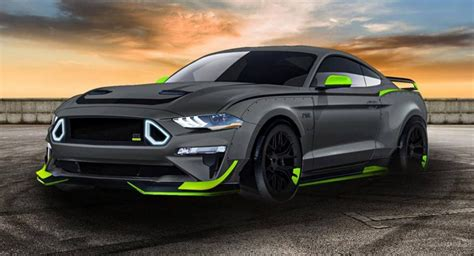 rtr vehicles  ford mustang gt mit  ps  planung