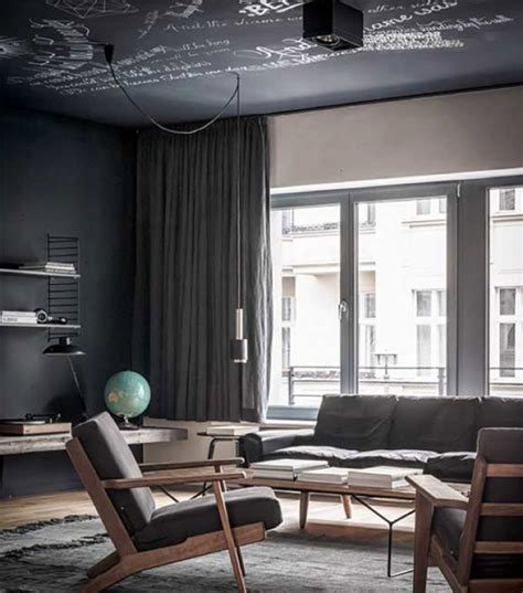 Apartment Store Berlin by Masculine Bachelor Pad Apartment In Berlin Home Design