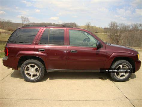 2006 Chevrolet Trailblazer Ls by 2006 Chevrolet Trailblazer Ls Sport Utility 4 Door 4 2l