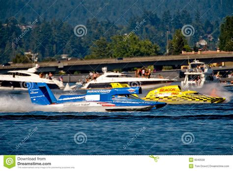 Unlimited Hydro Boats by Unlimited Hydro Race Boats Editorial Stock Photo Image