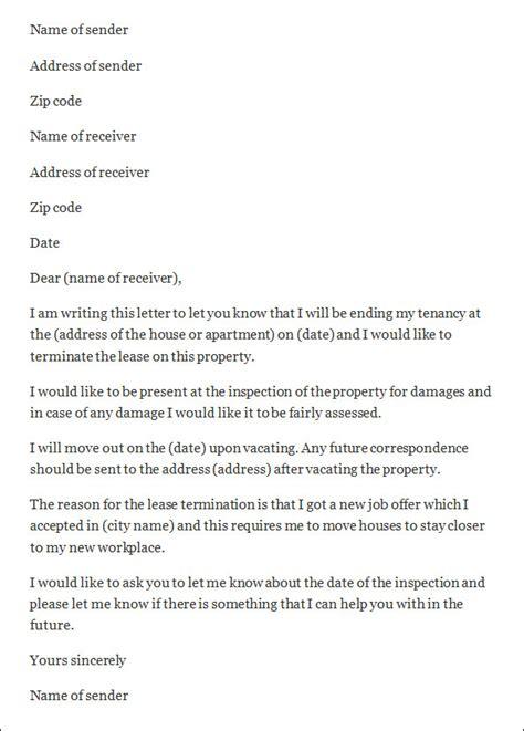 termination letter sample termination letter sample
