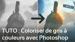 Comment Passer La Serpillère : tuto colorisation comment passer de gris la couleur ~ Premium-room.com Idées de Décoration