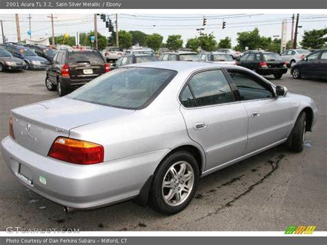 2001 Acura Tl 3 2 by 2001 Acura Tl 3 2 In Satin Silver Metallic Photo No