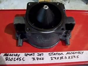 Mercury Sport Jet Drive Stator Assembly 820245a2 830035a1