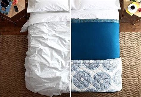 difference between duvet and comforter duvet vs comforter what is the difference