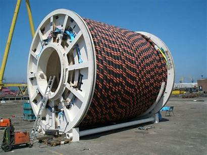 Reel Cable Chute Offshore