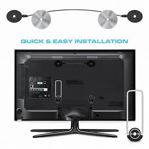 Ultra Slim Fixed Wall Mount For 42 U0026quot  Lcd Tv U0026 39 S