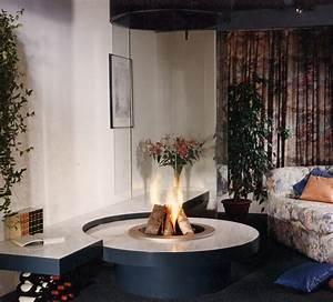 Round, Fireplaces, -, Circular, Fireplaces, -, Contemporary, Fireplace, -, Custom, Fireplace