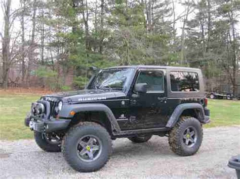 used 2 door jeep rubicon sell used 2008 aev jeep wrangler rubicon sport utility 2