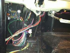 Senor Aguas  Ez Wiring Harness Install