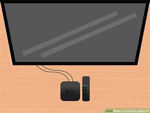 How To Install An Apple Tv  With Pictures