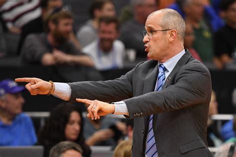 uconn mens basketball kenya hunter hired  final