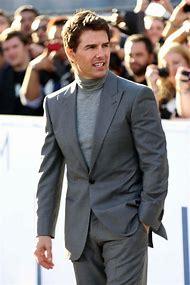 Tom Cruise Suit