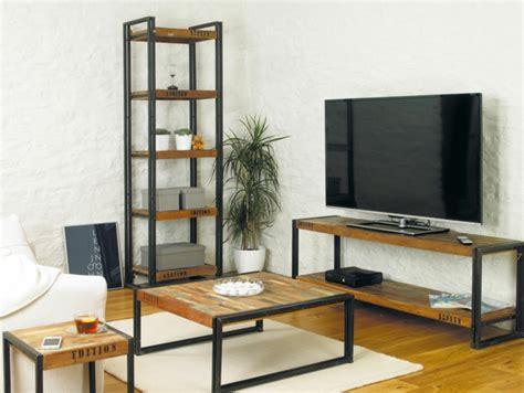 wohnzimmer industrial living room dusseldorf by ausgefallene möbel in 4 stilen skandinavisch retro