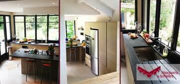 agrandissement cuisine cuisine type industriel view images cuisine style