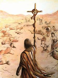 13 best images about BIBLE: MOSES/BRONZE SERPENT on ...