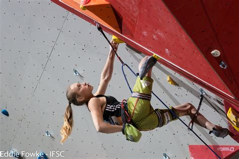 Janja Garnbret: the CAMP top climber is ready for another ...