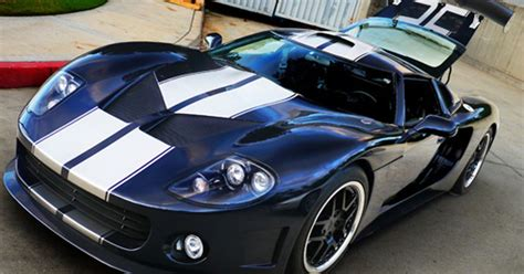 What Are Your Opinions On The Factory Five Gtm Supercar? I