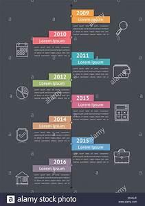 Timeline Vector Calendar Icon Flat Stock Photos  U0026 Timeline