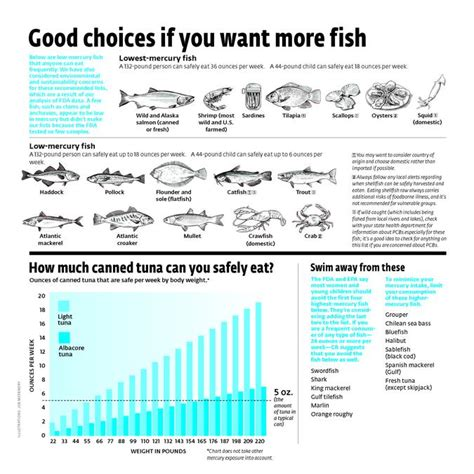 mercury fish tuna chart pregnant eat low much safe consumer levels why reports bad fda cr sandwich choice might rising