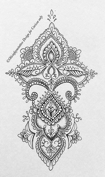 Tattoo Vorlage   Inspirational tattoos, Henna tattoo