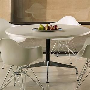 Vitra Tisch Rund : vitra eames segmented table rond workbrands ~ Michelbontemps.com Haus und Dekorationen