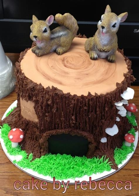 tree cake tree stump cake pierson s party pinterest tree stump cake tree stumps and trees