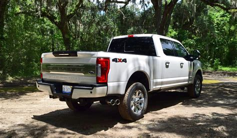 2017 Ford F 250 Reviews by 2017 Ford F 250 Duty Platinum White Exteriors 20