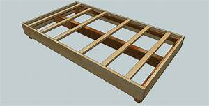 Woodworking Plans: The Kid's Bed Frame woodshopcowboy