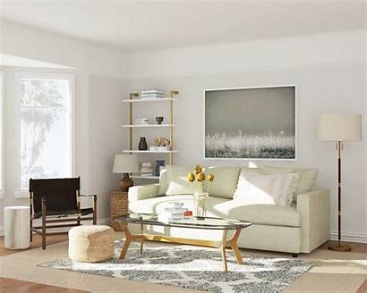 Living Paint Colors Wall Interior Ways Furniture