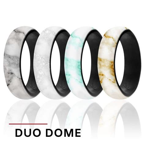 roq silicone rings shop affordable rubber silicone wedding bands
