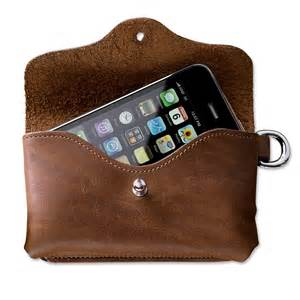 leather smartphone holder genuine leather phone case
