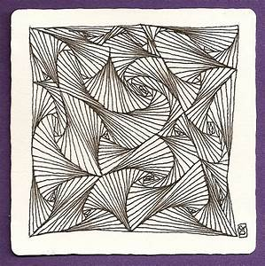 the gallery for gt zentangle pattern sheet With zentangle tile template