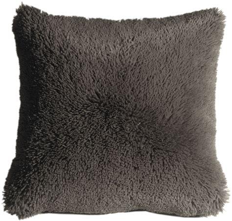 soft throw pillows soft plush gray 20x20 throw pillow from pillow decor