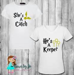 shes  catch hes  keeper couples harry potter matching