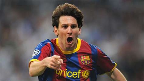 'He would bite your ankles' - How Messi became a 'monster ...