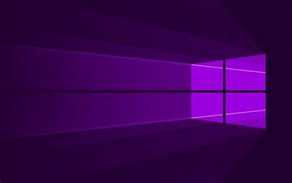 Windows 4k Minimal Violet Abstract Wallpapers Os