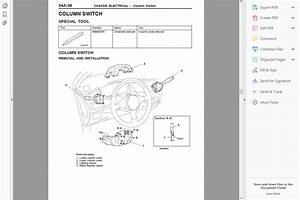 Workshop Manual Service  U0026 Repair For Mitsubishi Lancer