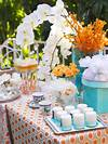 Outdoor Party Decorating Ideas : Food Network | Summer outdoor garden party ideas