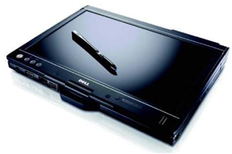 pc bureau ecran tactile dell présente tablet pc à écran tactile