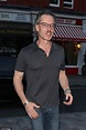 Guy Pearce sports a quirky mo at Kylie Minogue birthday ...