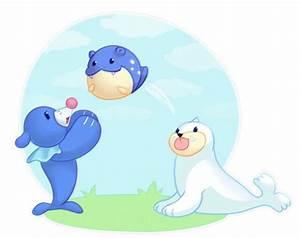 Image Gallery seal pokemon
