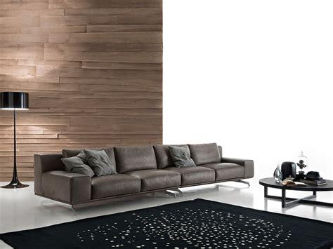 Dalton Leather Sectional Sofa By Ditre Italia Design