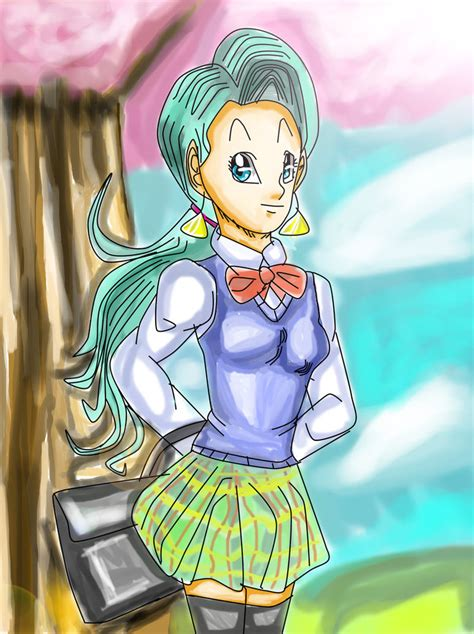 dragon ball  wallpapers bulma