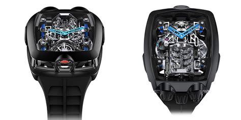 Last year, bugatti announced the limited twin turbo furious. Bugatti x Jacob & Co. Chiron Tourbillon Watch News | HYPEBEAST