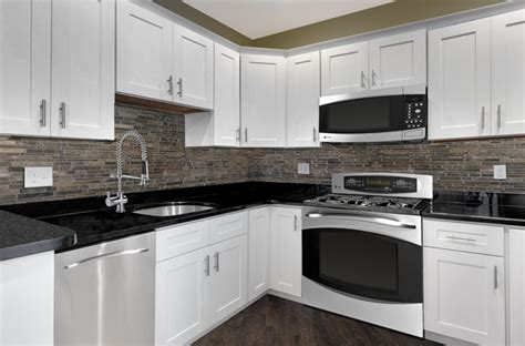 beach haven shaker bright white solid wood cabinets